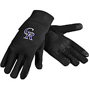 FOCO Colorado Rockies Neoprene Texting Gloves