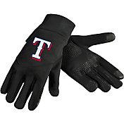 FOCO Texas Rangers Neoprene Texting Gloves