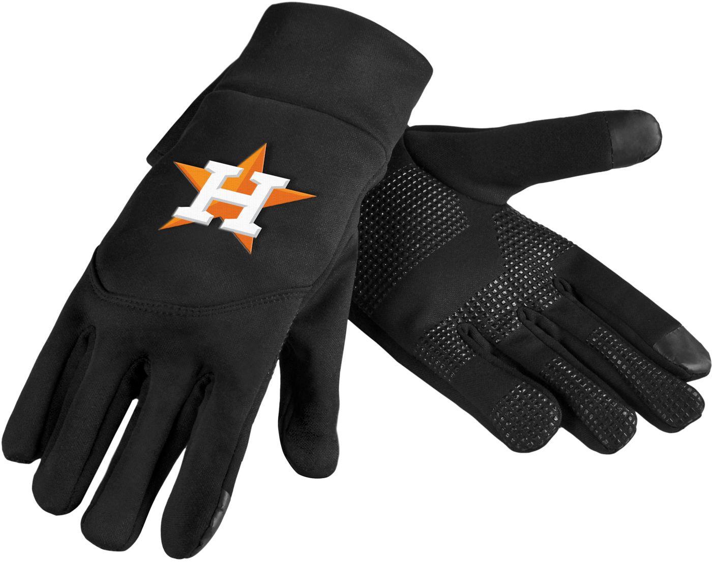 FOCO Houston Astros Neoprene Texting Gloves