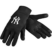 FOCO New York Yankees Neoprene Texting Gloves