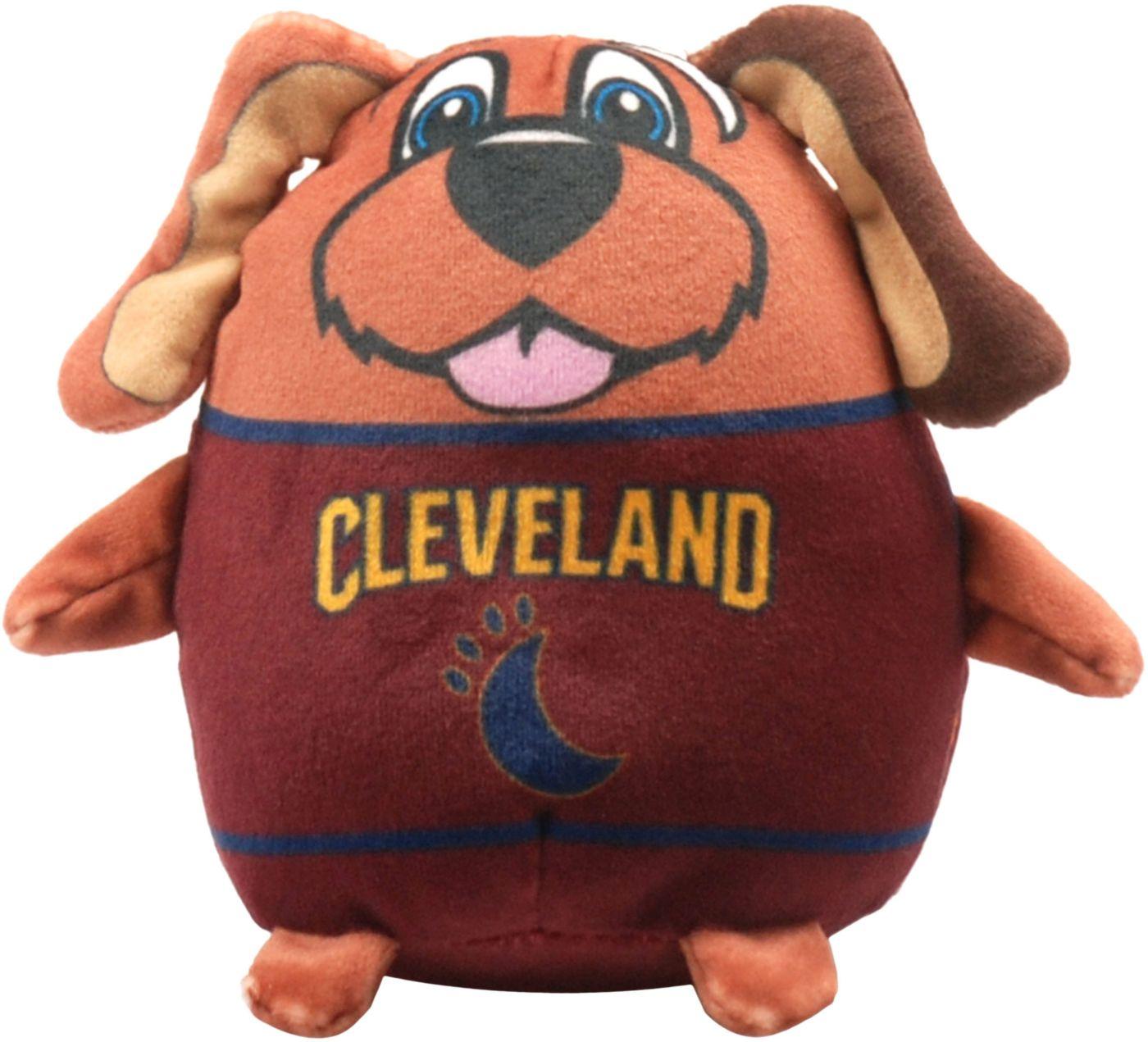 FOCO Cleveland Cavaliers Mascot  Smusher Plush