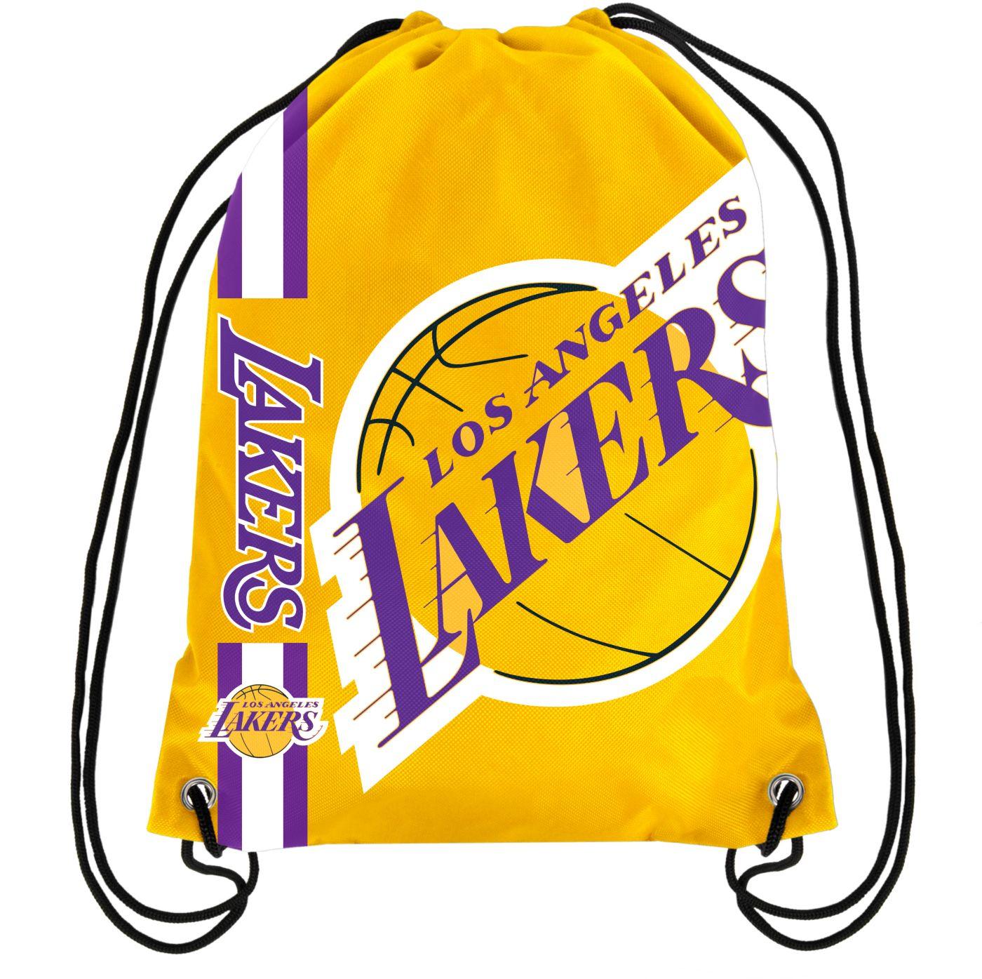FOCO Los Angeles Lakers String Bag