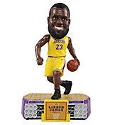 FOCO Los Angeles Lakers LeBron James Stadium Bobblehead