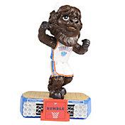 """FOCO Oklahoma Thunder """"Rumble"""" Mascot Bobblehead"""