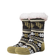FOCO UCF Knights Footy Slippers