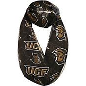FOCO UCF Knights Logo Infinity Scarf