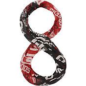 FOCO Oklahoma Sooners Logo Infinity Scarf