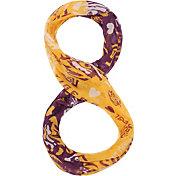 FOCO LSU Tigers Logo Infinity Scarf