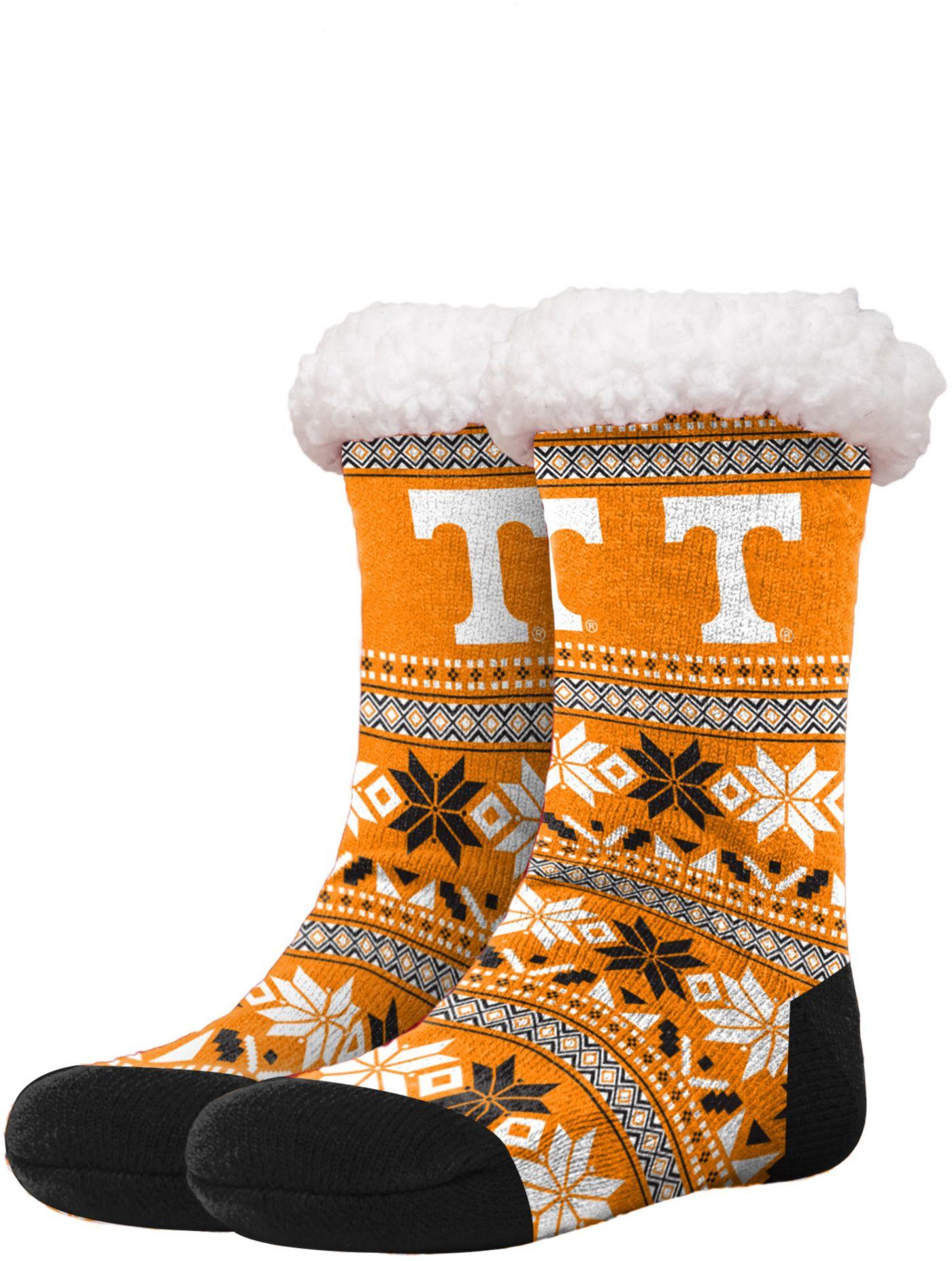 FOCO Tennessee Volunteers Footy Slippers