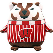 FOCO Wisconsin Badgers Mascot  Smusher Plush