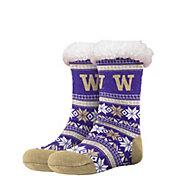 FOCO Washington Huskies Footy Slippers