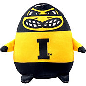 FOCO Iowa Hawkeyes Mascot  Smusher Plush