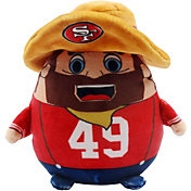 FOCO San Francisco 49ers Mascot Smusher Plush