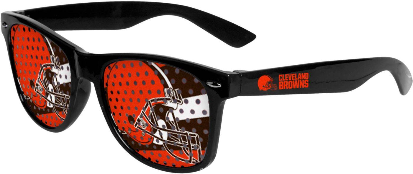 FOCO Cleveland Browns Logo Sunglasses