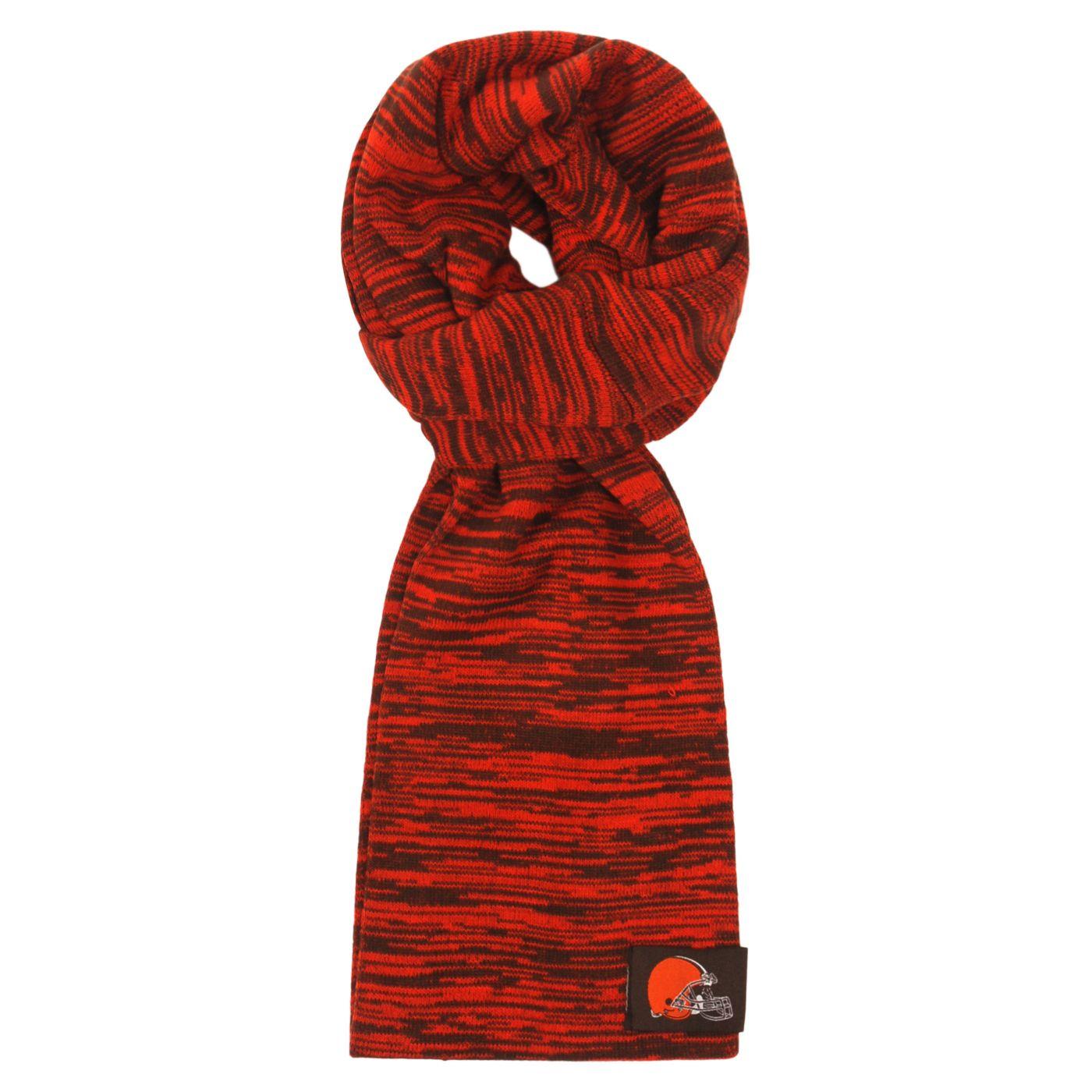 FOCO Cleveland Browns Color Blend Scarf
