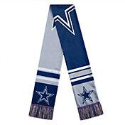 FOCO Dallas Cowboys Color Block Scarf
