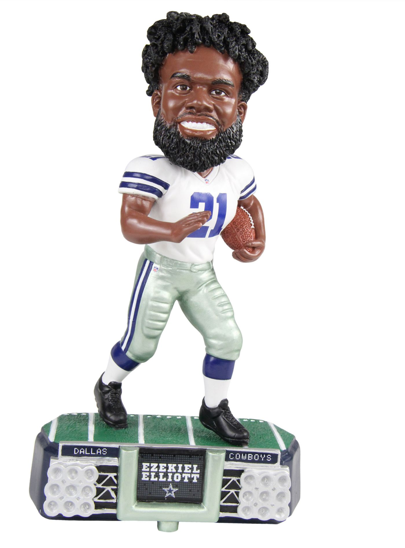 FOCO Dallas Cowboys Ezekiel Elliot Bobblehead