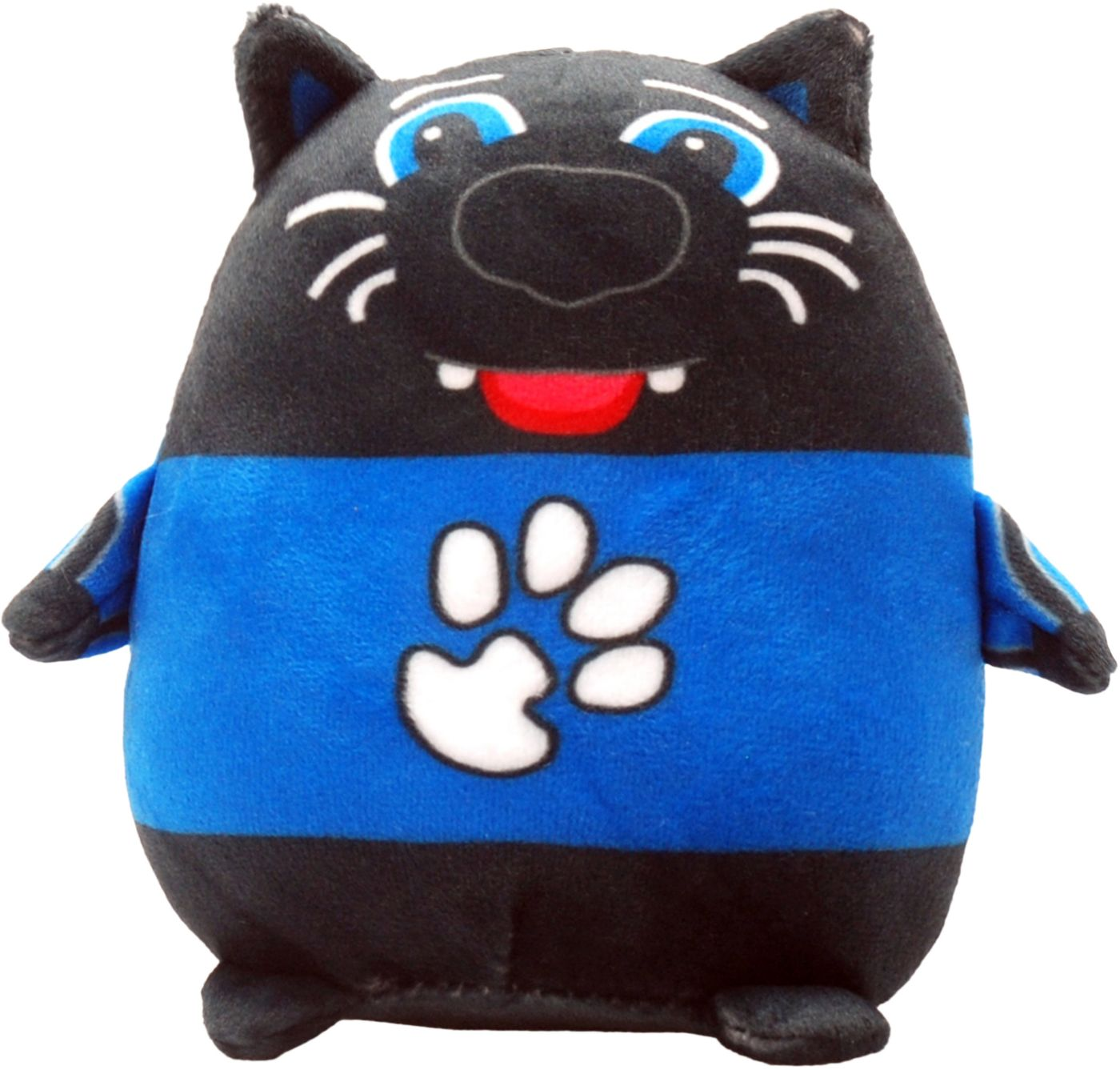 FOCO Carolina Panthers Mascot  Smusher Plush
