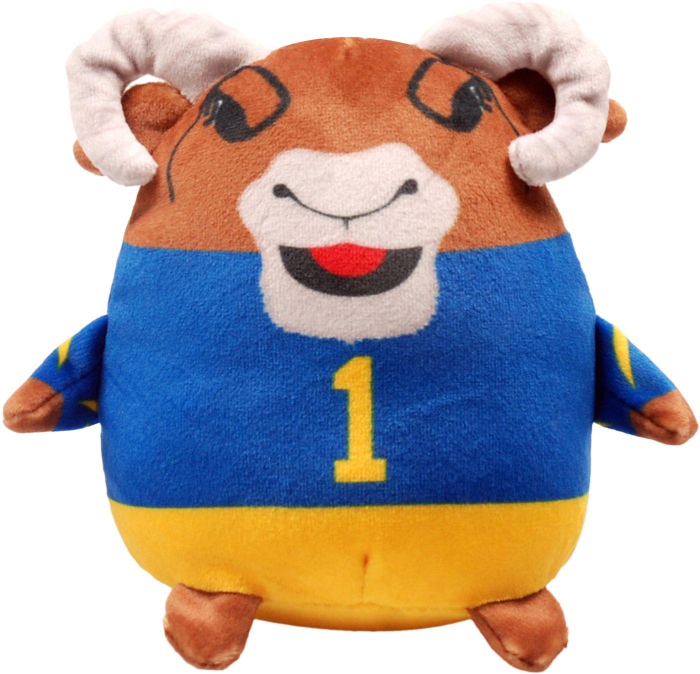 FOCO Los Angeles Rams Mascot  Smusher Plush