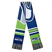 FOCO Seattle Seahawks Color Block Scarf