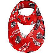 FOCO Chicago Blackhawks Big Logo Scarf