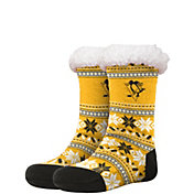 FOCO Pittsburgh Penguins Footy Slippers