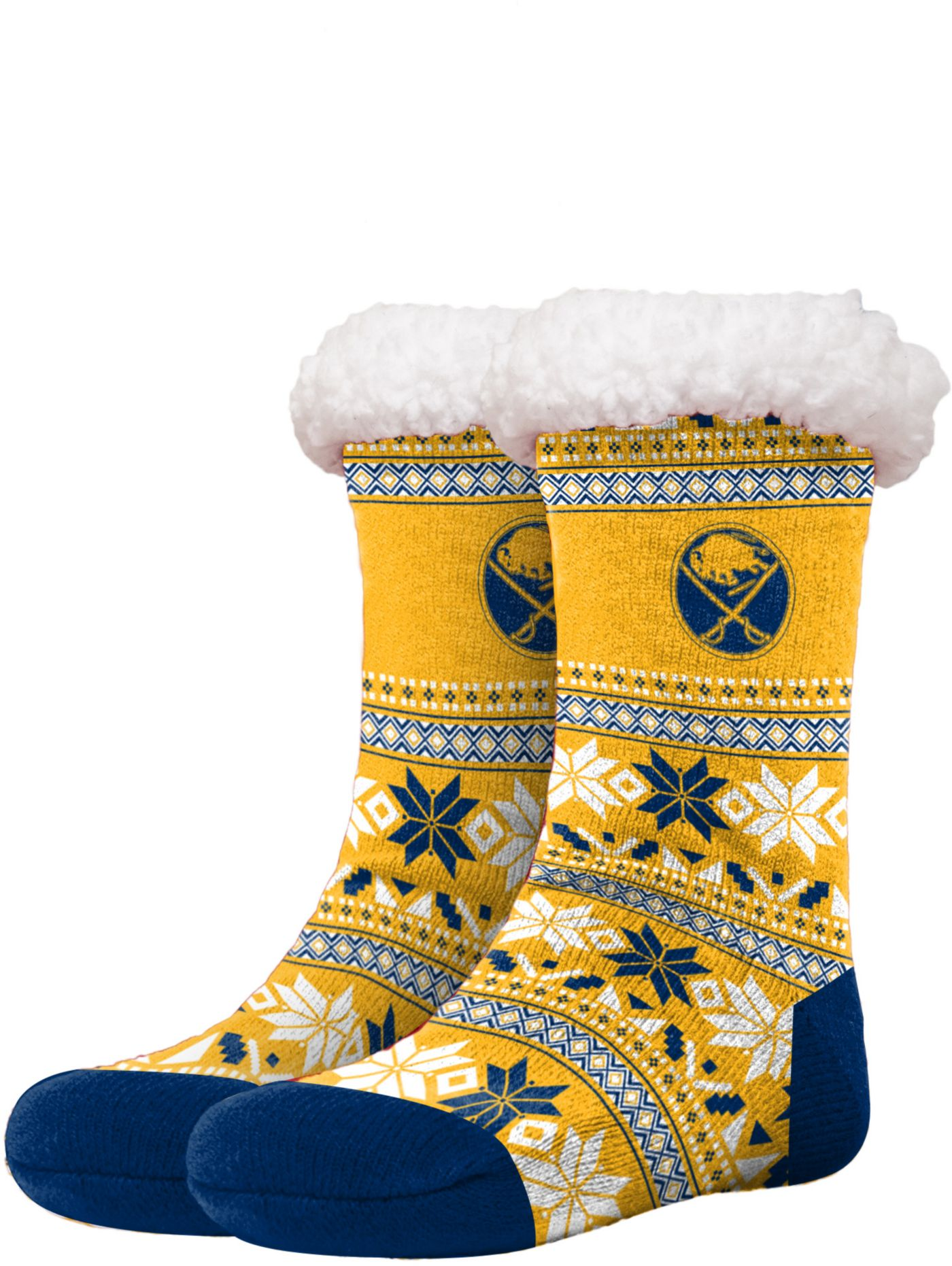 FOCO Buffalo Sabres Footy Slippers