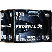 Federal Black Pack Rimfire Rifle Ammo