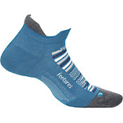 Feetures! Islander Max Cushion No Show Tab Socks