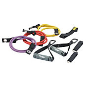 Fitness Gear Resistance Tube Kit