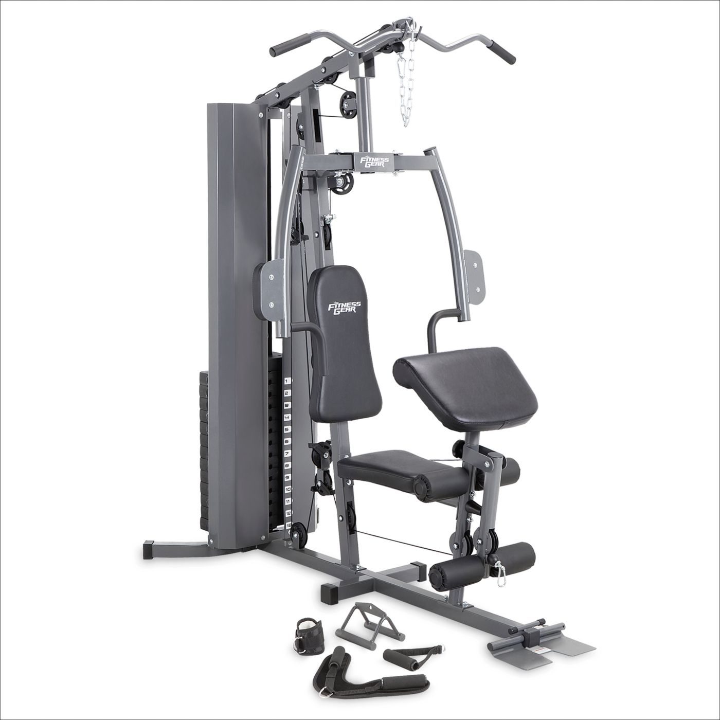 Fitness Gear 205 lb. Home Gym
