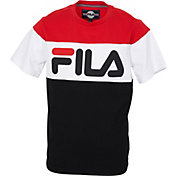 FILA Boy's Color Block T-Shirt