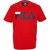FILA Boy's Classic Logo T-Shirt