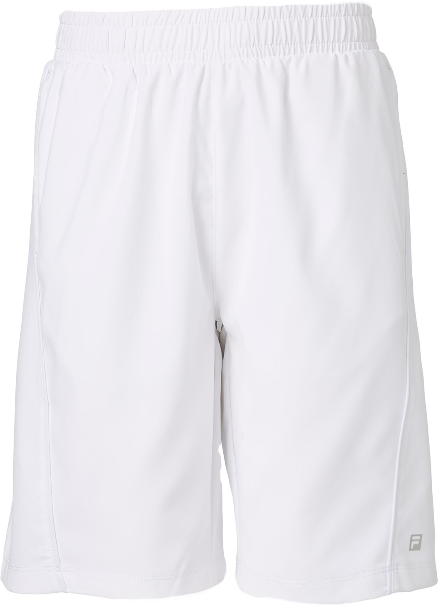 Fila Boys' Fundamental Piped Tennis Shorts