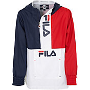 FILA Boy's Half-Zip Vintage Windbreaker