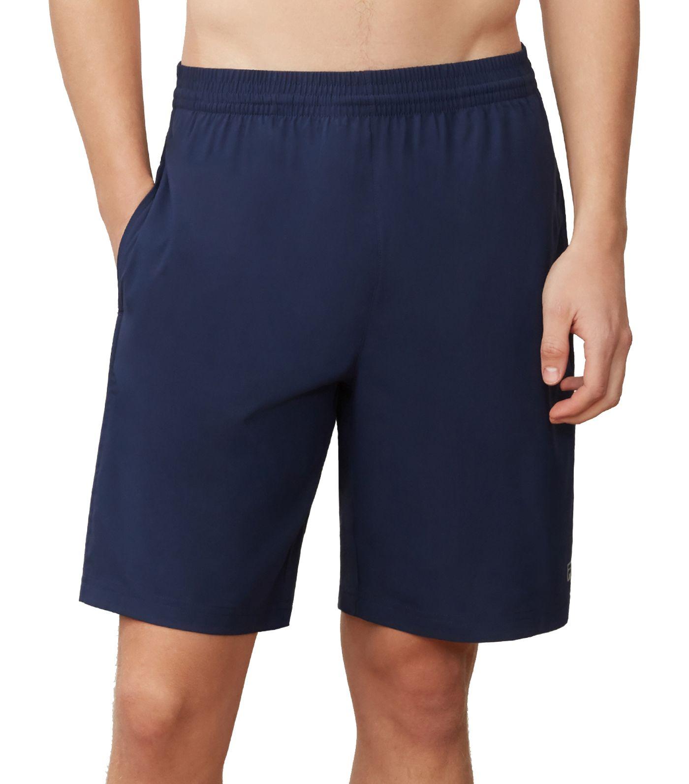 "Fila Men's 9"" Hard Court 2 Tennis Shorts"
