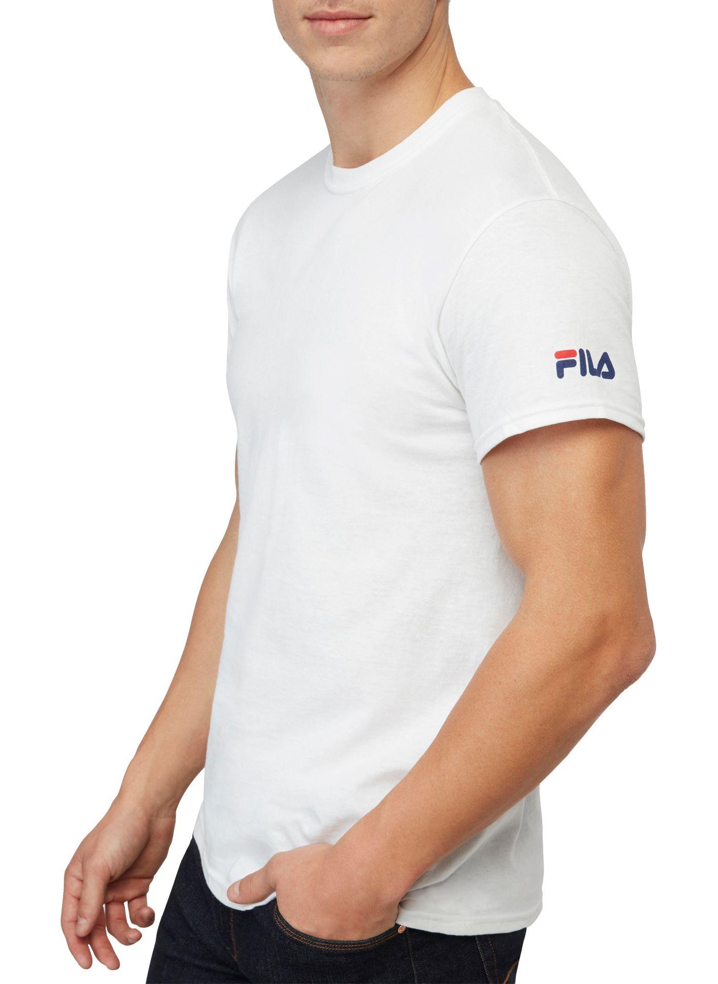 Fila Men's Camp Tennis T-Shirt