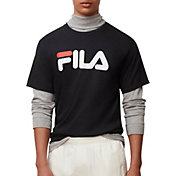FILA Men's Linear Logo Graphic T-Shirt