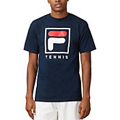 Fila Men's Tennis Logo T-Shirt