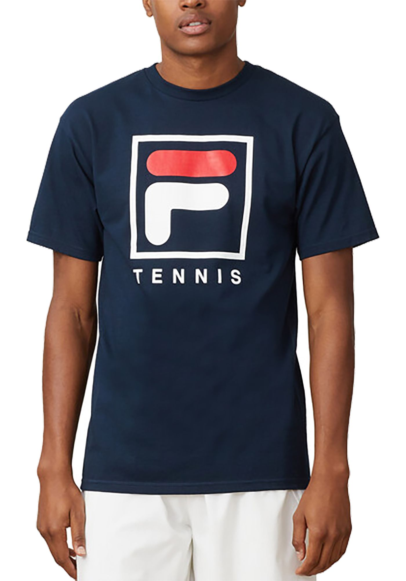 Fila Men's Tennis Logo T-Shirt