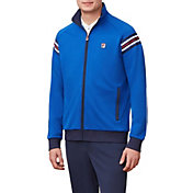 Fila Men's Heritage Warm-Up Tennis Jacket