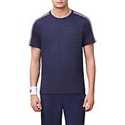 Fila Men's Heritage Jacquard Tennis Crew T-Shirt