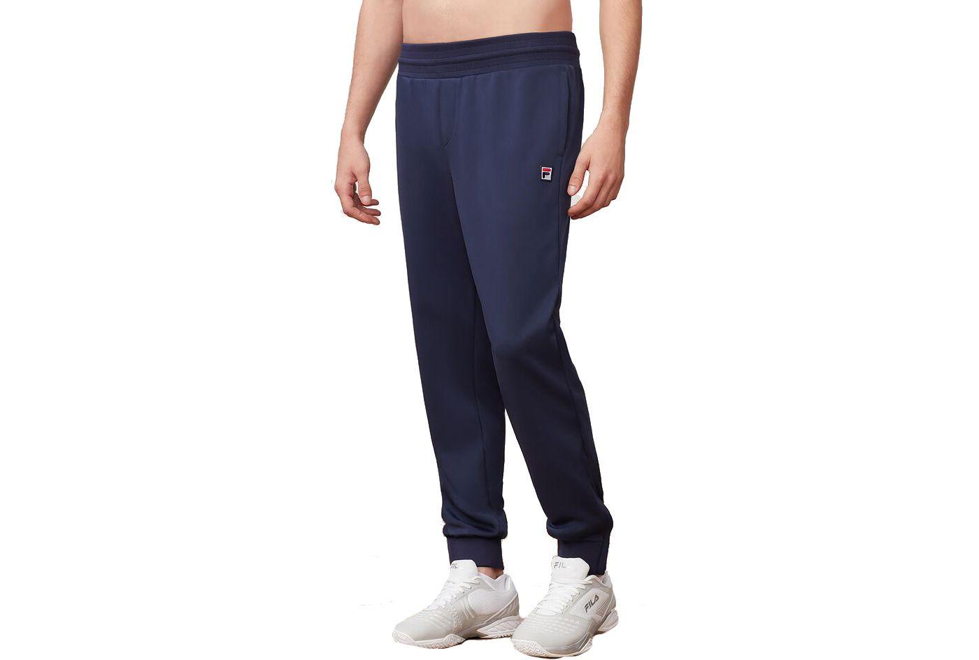Fila Men's Heritage Tennis Warm-Up Pants