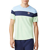 Fila Men's Legend Colorblock Tennis Shirt