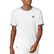 FILA Men's Legend Crewneck Tennis Shirt