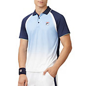 Fila Men's Legend Ombre Tennis Polo
