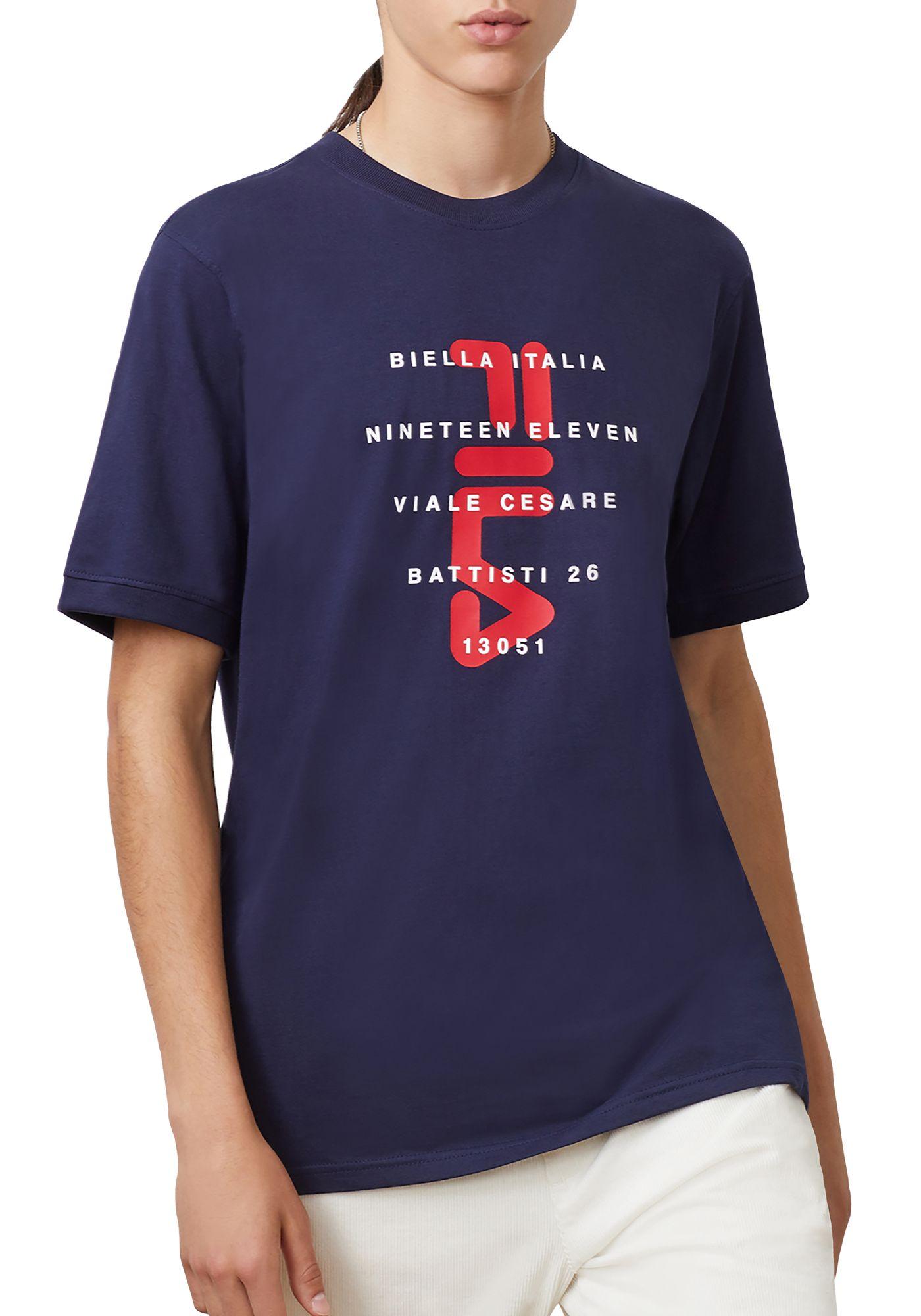 FILA Men's Alvino Graphic T-Shirt