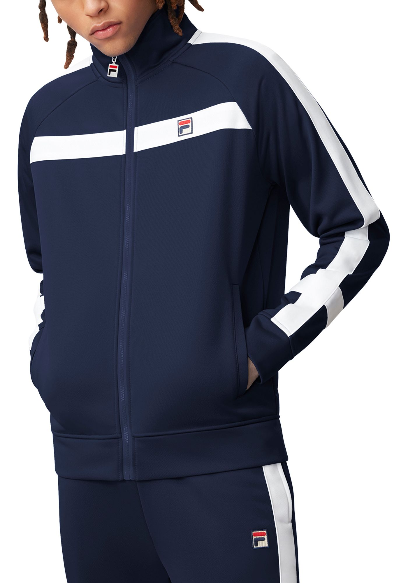 FILA Men's Renzo Track Jacket