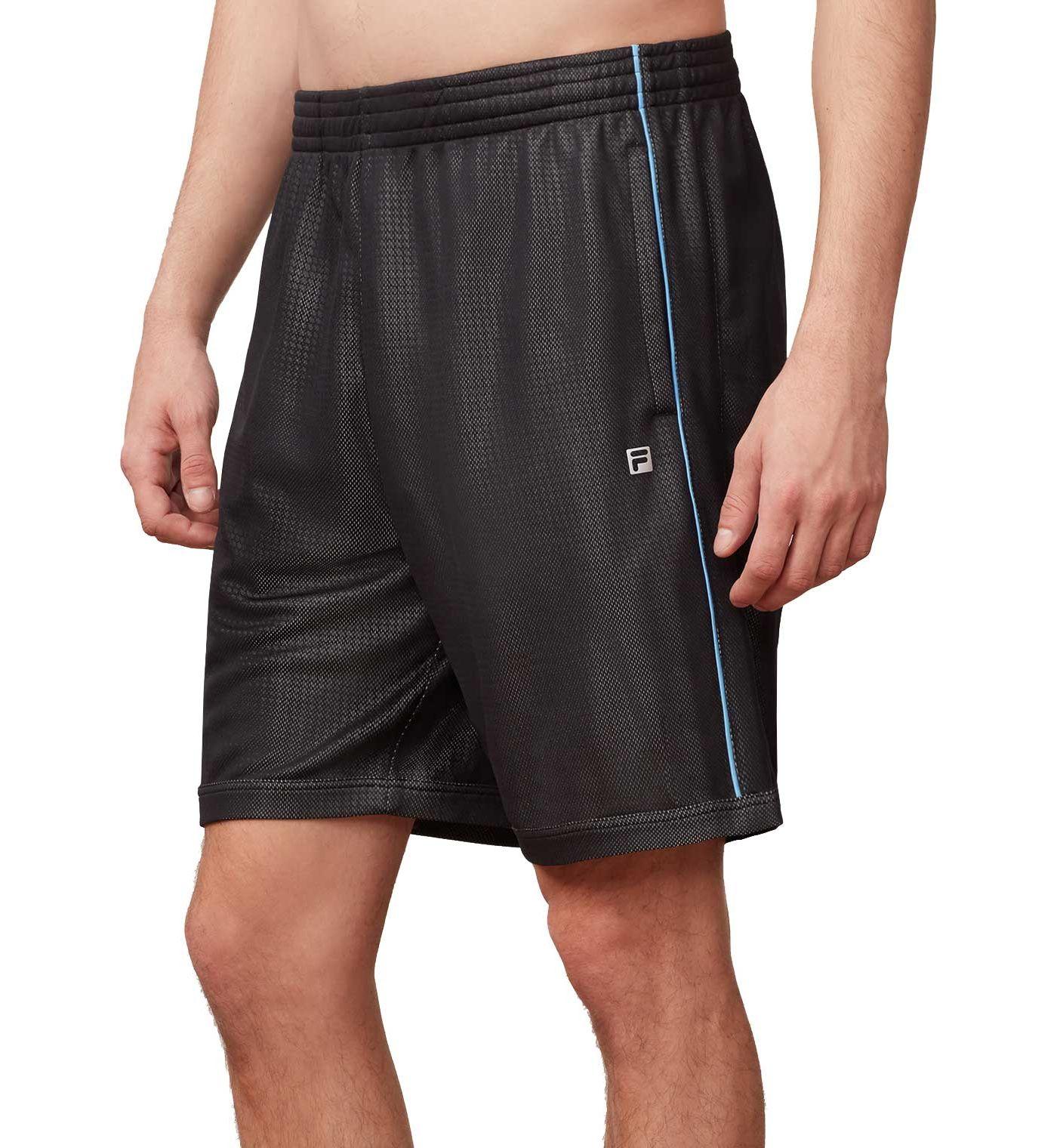 Fila Men's Set Point Embossed Tennis Shorts