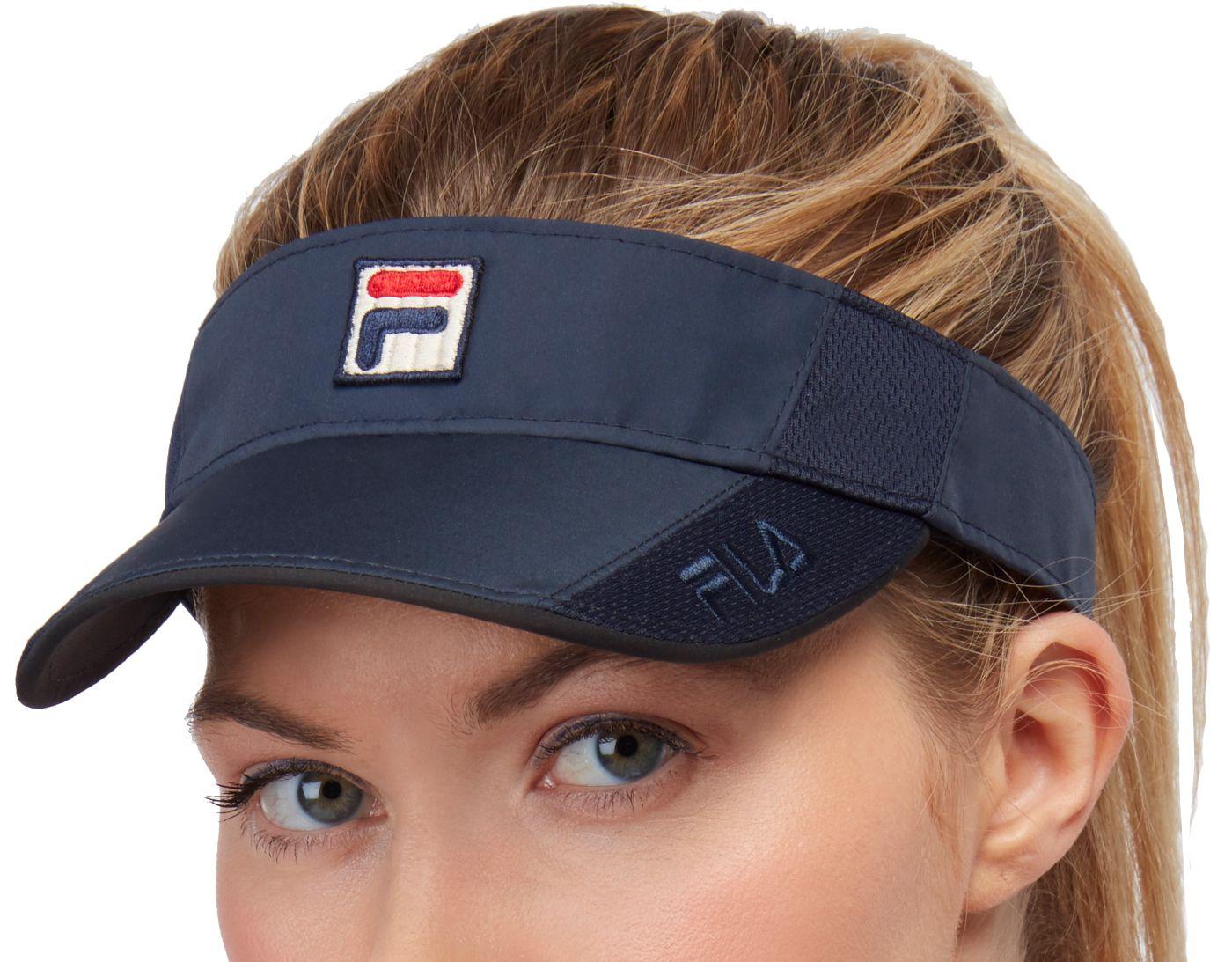 Fila Women's Performance Tennis Visor